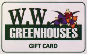 $10 W.W. Gift Card